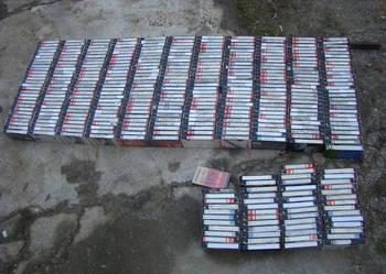 kasety vhs płyty dvd