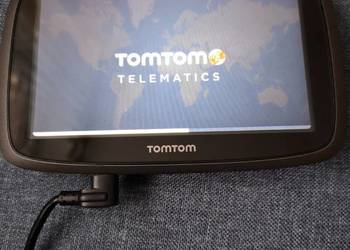 Tomtom Pro 7250 EU dożywotnie mapy 5 cali