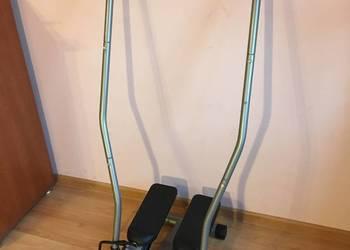 Stepper skrętny NORDIC WALKING linki+ramiona