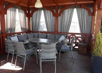 Zasłona Kotara do altany, na taras, na balkon