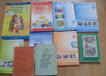Podręczniki do religii katechizm 2 3 4 klasa