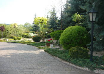 Pielęgnacja ogrodów, usługi ogrodnicze,