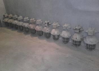Piękne Lampy Polam OMP 250 Loft industrial 12szt