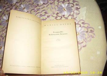 Przypadki Robinsona  Kruzoe - Defoe /fa