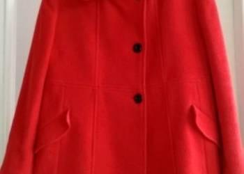 Kurtka czerwona. Wzrost 152 cm. Firma Zara