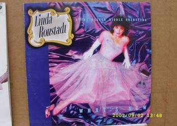 LINDA RONSTADT--WHATS NEW ;LP winyl.