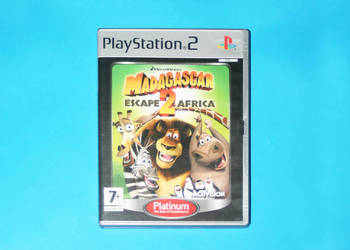 Madagascar: Escape 2 Africa (PlayStation2 | PS2)