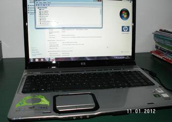 """laptop HP pavilion 9770 ew 17"""" możliwość sprzedaży na raty"""