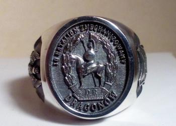 Pierścień 10 Batalionu Zmechanizowanego DRAGONÓW