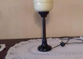 Lampka na biurko Art Deco