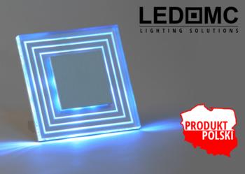 Oprawa schodowa Oświetlenie Schodowe LED 230 V ROSA