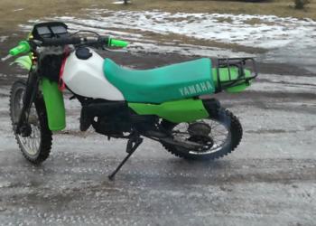 Yamaha dt 80 lc2 sprawna i gotowa do jazdy.
