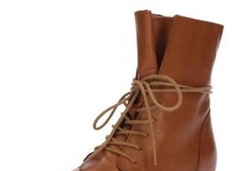 7441bd21 Botki sznurowane Zign - buty workery …
