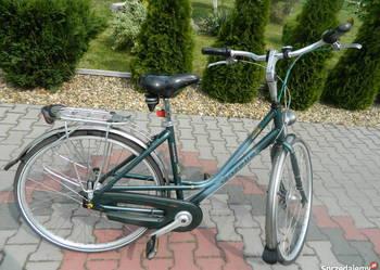Sprzedam rower damski GAZELLA.