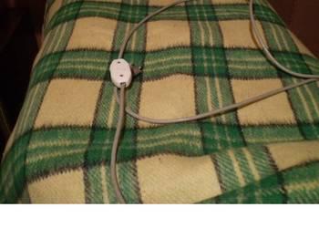 Koc podkład elektryczny, grzewczy