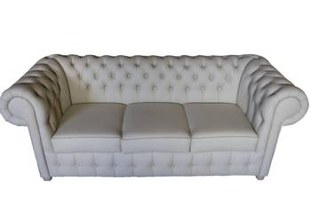 Sofa Kanapa Pikowana Chesterfield