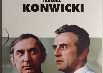TADEUSZ KONWICKI kino polska BOX 3 DVD