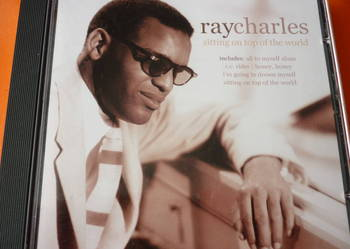 "Płyta CD Ray Charles ""Sitting on top of the world"""