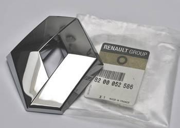 Logo emblemat przód RENAULT CLIO III, ESPACE IV, MASTER III