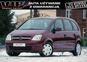 Opel Meriva 1.7CDTI * Klimatyzacja* Ekonomiczny * el. szyby i lusterka * Gwarancja