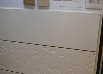 Płytka biała ścienna matowa White satin 29x89 New
