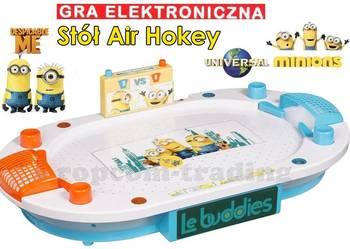 MINIONKI Elektroniczna Gra AIR HOCKEY Hokej Universal