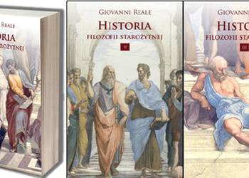 Historia Filozofii STAROŻYTNEJ. Tom 1-2-3 Giovani Reale