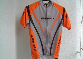Koszulka rowerowa firmy B-PRO - prześliczna stylistyka