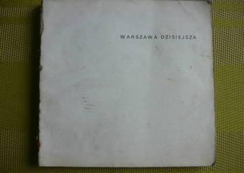 Warszawa dzisiejsza