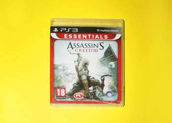 Assassin's Creed III (AC 3) (PlayStation3 | PS3)