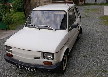 Fiat 126p 1988r od 1 właściciela
