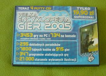 Wielka encyklopedia gier 2005