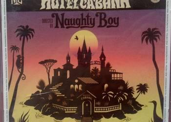 HOTEL CABANA Naughty Boy. Płyta CD.