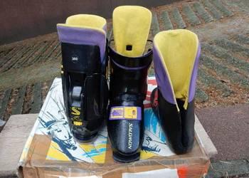 Buty narciarskie damsko-dziecięce roz. 34-35 (21-21,5cm)