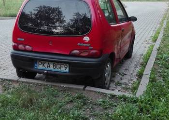 Fiat Seicento Van 1.1