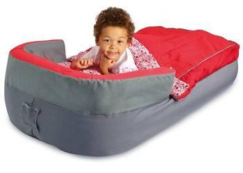 Luksusowe łóżeczko turystyczne ReadyBed