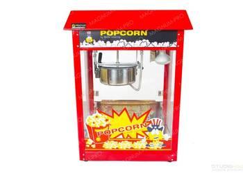 Maszyna do popcornu 5-6kg/h profesjonalna popcorn FV