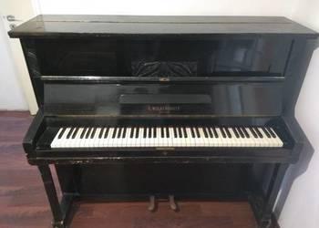 G. Wolkenhauer Stettin - pianino przedwojenne