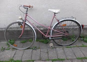 Rower Capriolo damka w stylu vintage 536