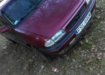 Opel astra gaz benzyna zamienie
