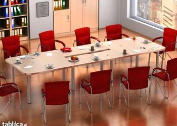 stół konferencyjny, stoły konferencyjne SAMBA 10