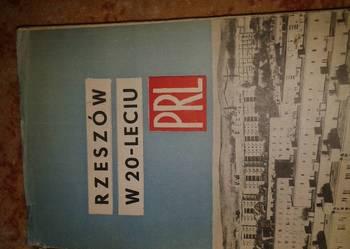 rzeszow w 20-leciu prl z 1965r.