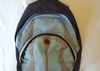 Plecak mały turystyczny niebieski