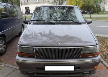 Chrysler Town&Country Limited digital 1993 unikat