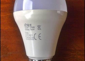 Żarówka LED PILA E27 12W=75W 1055lm ciepła