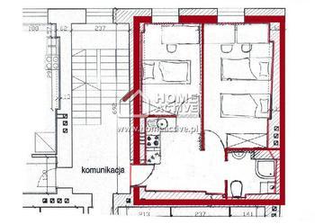 ogłoszenie mieszkanie Kraków 34.2 metry 2-pokojowe