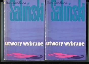 Utwory wybrane T.1-2 Stanisław Maria Saliński