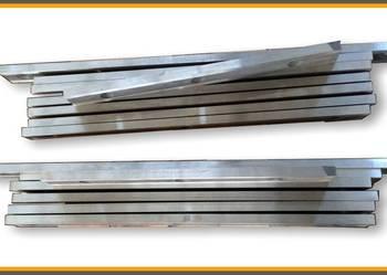 Noże do gilotyny CNTA3150/25 tel.601273539