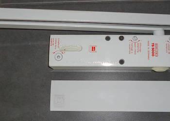 Samozamykacz drzwiowy GEZE TS 5000 z szyną ślizgową