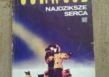 NAJDZIKSZE SERCE - James Oliver CURWOOD